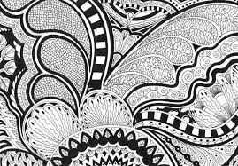 abstract drawing original abstract black white drawing