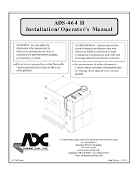 search corporation user manuals manualsonline com Whirlpool Dryer Wiring Diagram at Adc 310 Dryer Wiring Diagram