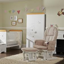 green nursery furniture. Double Side Storage Drawers Brown Wooden Changing Table Baby Nursery Furniture Sets Light Blue Wall Paint White Window Frame Green Colors R