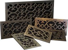 Decorative Grates Registers Decorative Register Covers Decorating Ideas