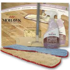 >mohawk wood laminate and vinyl floor care essentials mohawk floorcare essentials hardwood laminate care kit