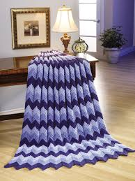 Easy Ripple Afghan Patterns Best Inspiration Design