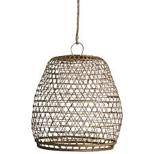 sku inar1128 natural bamboo lamp shade with handle is also sometimes listed under the following manufacturer numbers inart 4017l inart 4017s
