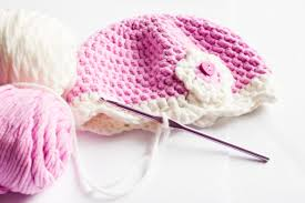 Free Baby Bonnet Sewing Pattern Interesting Design Inspiration