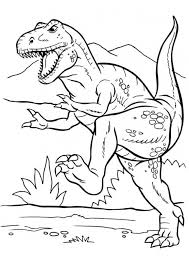 Small Picture Get This Free T Rex Coloring Pages to Print 92377