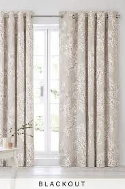 blossom eyelet curtains from the