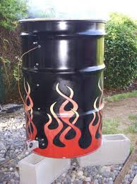 unique making of a drum smoker 10 steps with pictures hg28