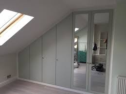 attic fitted wardrobes