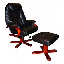 office reclining chair. Modren Reclining Bonsoni Luxury Recliner Chair With Matching Footstool High Grade Bonded  Leather Facings In Chocolate Cherry And Office Reclining I