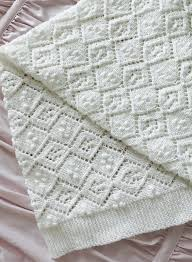 Free Knitting Patterns For Baby Blankets Custom Decorating