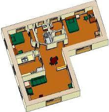 Handicap Accessible House Plans  3 Bedroom Handicap Accessible Handicap Accessible Home Plans