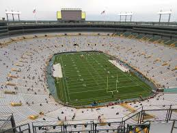 Lambeau Field Seating Chart Lambeau Field View From Section 744s Vivid Seats