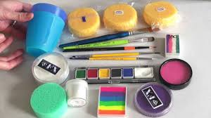 great face painting supplies kit infos face painting made easy part 1 you