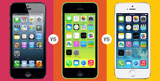 Iphone 5 5c 5s Are These Differences Worth