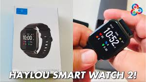 <b>Haylou Smart Watch 2</b> LS02 - UNREAL VALUE FOR 20 USD ...