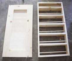 How To Build A Spice Rack Stunning How To Build A DIY Spice Rack Diy Spice Rack Doors And House