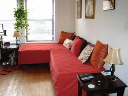 twin bed l shaped couch - Google Search