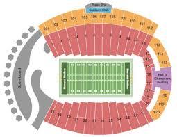 Memorial Stadium Tickets And Memorial Stadium Seating Chart