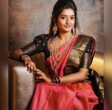 Designer Blouse Patterns For Pattu Sarees Image May Contain 2 People People Sitting In 2020 Silk