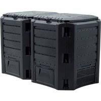 «<b>Компостер садовый EU</b> 800л Module IKSM800C-S411 (черный ...