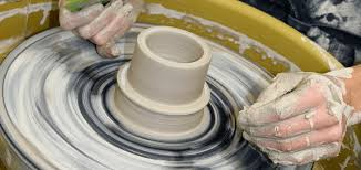 throwing pottery background image