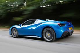 2016 Ferrari 488 Spider Uk Review Review Autocar