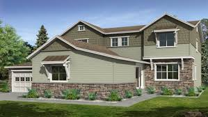 CalAtlantic Homes Portrait - A of the Green Gables Reserve 5000s community  in Lakewood, CO