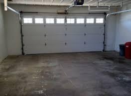 image gallery inside garage door