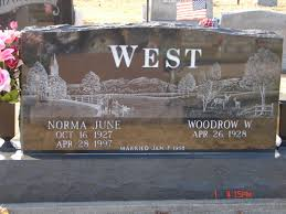 Norma June West (Wools Griffith) (1927 - 1997) - Genealogy