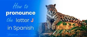 Use either alphabet cards (sandpaper) or lower case letters. How To Pronounce The Letter J In Spanish Like A Native