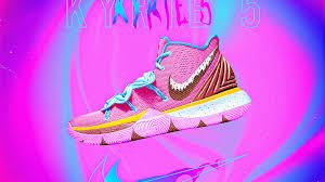 Kyrie 5 Custom Design Neil Patel Kyrie 5 Donut Custom Shoes
