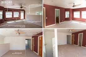 emily henderson lake house mountain fixer master bedroom closet before plans grid upstairs living room new