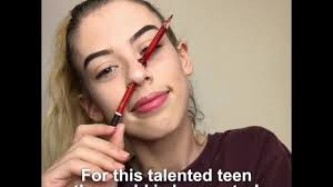 hayley young horror makeup artist