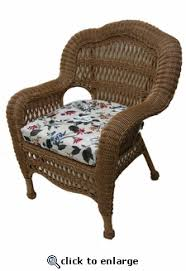 Chair Seat Cushion UPS $18 with Fran s Indoor Outdoor Fabrics