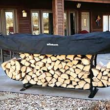 Diy Firewood Rack With Roof Lowes Kit Indoor