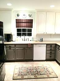 two tone kitchen cabinet ideas 2 tone kitchen cabinets two tone kitchen cabinets by tablet