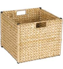woven basket with lid. Collapsible Wicker Storage Basket Image Woven With Lid .