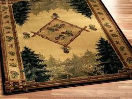 small braided rugs country style area