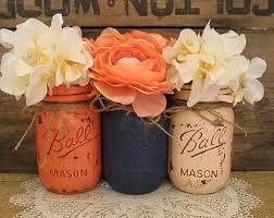 Decorative Canning Jars Colored Mason Jars Etsy 84