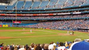 Rogers Centre Section 127r Home Of Toronto Blue Jays