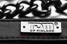 Поводок из металла - <b>Tom of Finland</b> XRTF2775. Цена 2665р ...