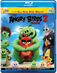The Angry Birds Movie 2: Amazon.in: Dove Cameron, Awkwafina, Peter  Dinklage, Tiffany Haddish, Bill Hader, Thurop Van Orman, Dove Cameron,  Awkwafina: Movies & TV Shows