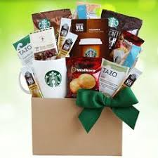 if you like starbucks gift baskets you might love these ideas