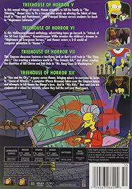 14 Treehouse Of Horror Episodes To Watch This HalloweenSimpson Treehouse Of Horror Episodes