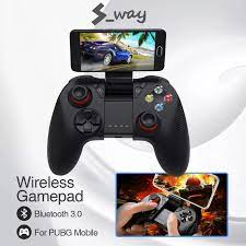 Tay Cầm Chơi Game Bluetooth 3.0 Không Dây S-way Từ Xa Điều Khiển Trò Chơi