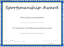 Award Templates Free Word Sports Award Certificate Template Word Ninjaturtletechrepairsco 24