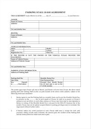 Standard Lease Agreement Template - Letsridenow.com -
