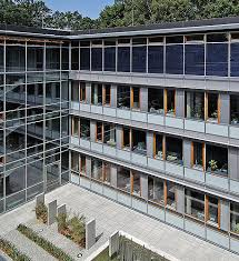 G Monocrystalline PV Panel  For Ventilated Facades  TAX OFFICE  PFAFFENHOFEN