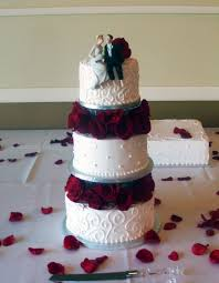 11 Simple Wedding Cakes For Anniversary Photo Anniversary 2 Tier
