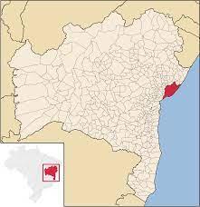 Região Metropolitana de Salvador – Wikipédia, a enciclopédia livre